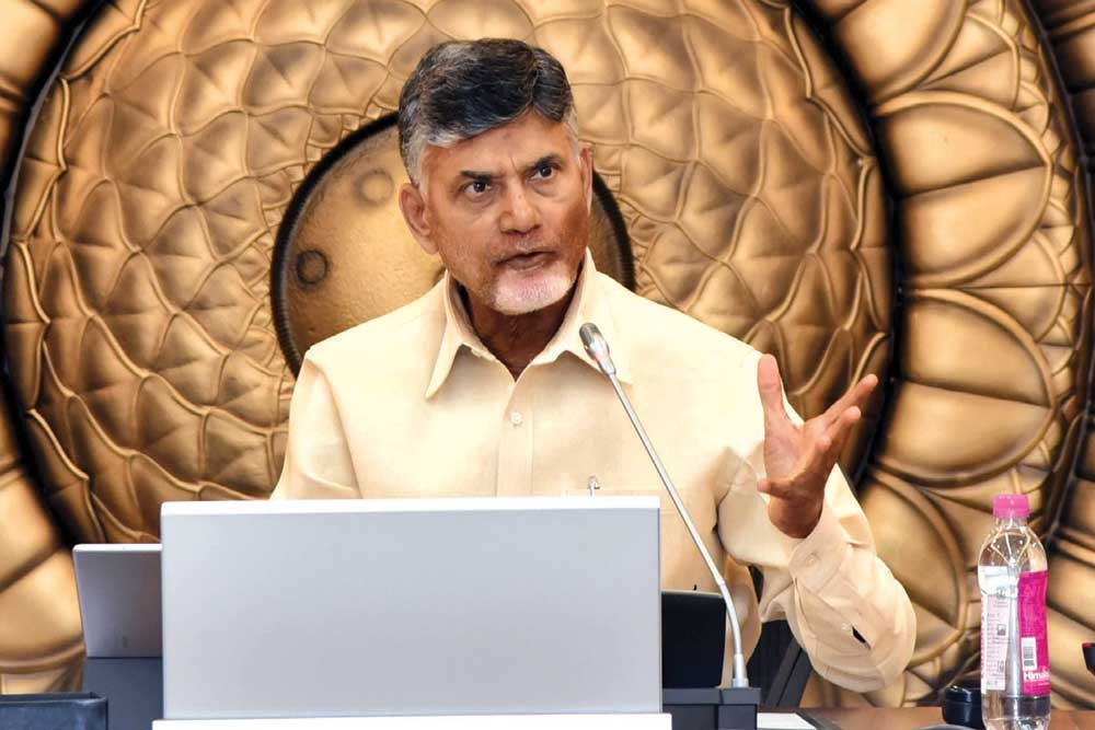 What Does Naidu Want, Really? - Open The Magazine