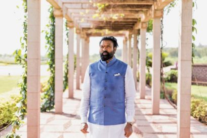 B Sriramulu,  BJP candidate from Molakalmuru and Badami