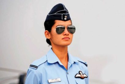 Avani Chaturvedi, Fighter Pilot, IAF