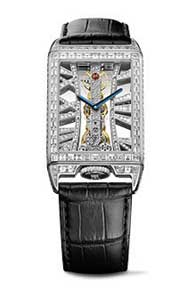 CORUM: THE GOLDEN BRIDGE RECTANGLE DIAMONDS