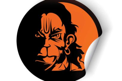 Can the Hanuman Sticker Serve as a Prophecy for 2019?