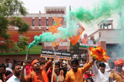 BJP Emerges Victor