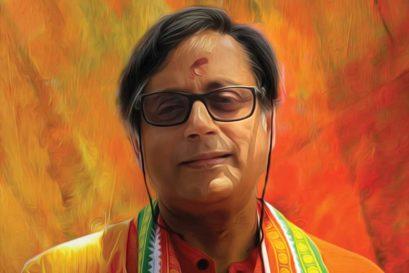 Shashi Tharoor, Scholar Politician