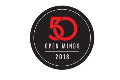 50 Open Minds 2018: Soft Power