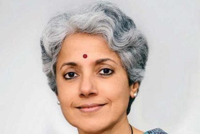 Soumya Swaminathan, Paediatrician and clinical scientist