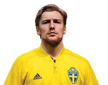 Emil Forsberg, Sweden