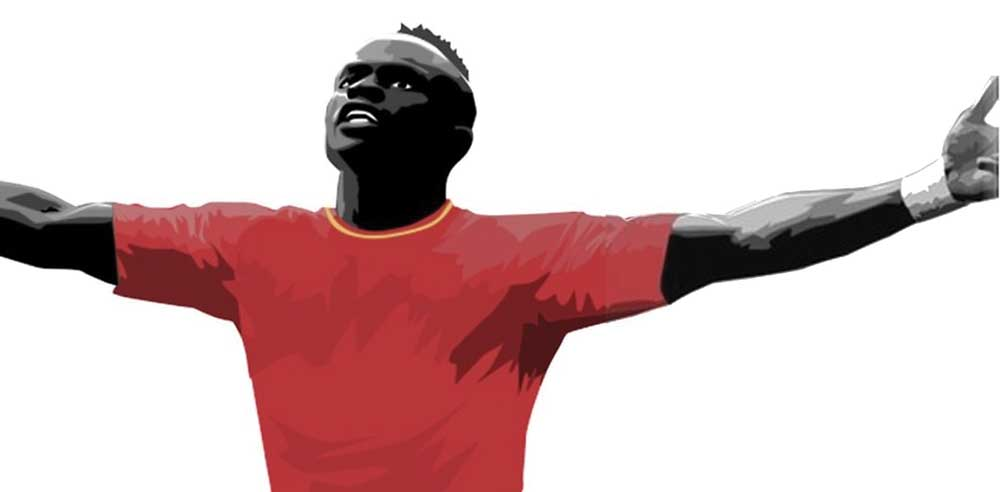 Sadio Mané, Senegal