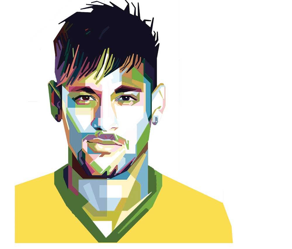 Neymar JR, Brazil