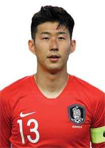Son Hyeung-Min, South Korea