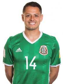 Javier Hernandez, Mexico