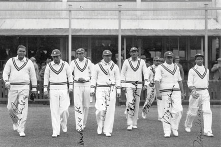 The Indian team at Edgbaston