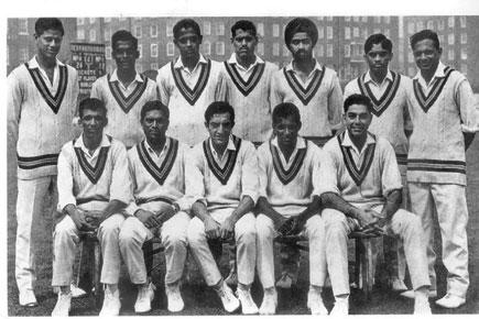 The Pataudi-led squad in 1967