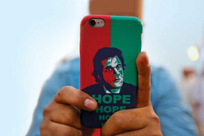 Imran Khan and the Struggle for a New Pakistan