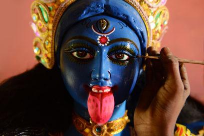 Kali, the Divine Assassin