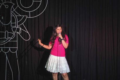 Jeeya Sethi, founder, Comedy Ladder