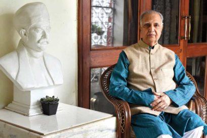 Giridhar Malaviya, 82, grandson of Madan Mohan Malaviya