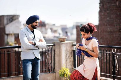 Scene from Manmarziyaan