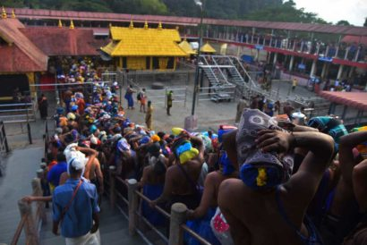 Sabarimala: A Trek Too Far