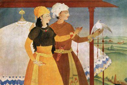 Nur Jahan and Jahangeer by Abdur Rahman Chughtai
