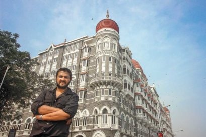 Bhisham Mansukhani, hostage at the Taj Palace & Tower Hotel on 26/11