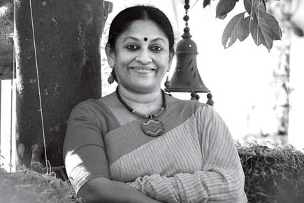 KR Meera, Author
