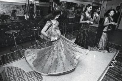 A dance bar in Andheri West, Mumbai, in 2005