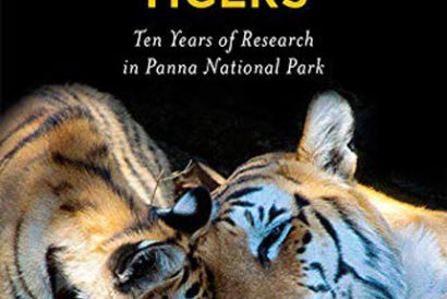 The Rise and Fall of the Emerald Tigers: Ten Years of Research in Panna National Park | Raghu Chundawat | Speaking Tiger | Rs 899 | Pages  356