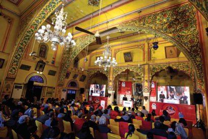 Jaipur Literature Festival, 2019