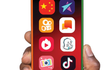 Chinese Apps: Swipe Red