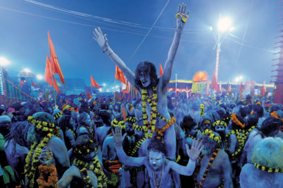 Kumbh Mela: Leaps of Faith