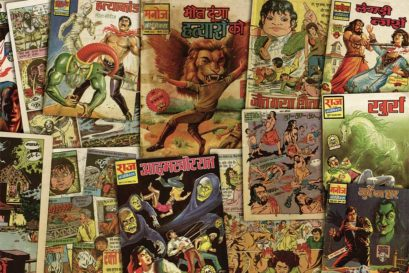Hindi Horror Comics: The Vitality of Evil