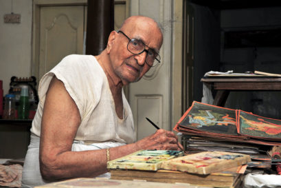 S Rajam in 2009