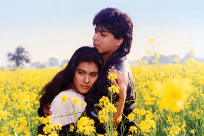 The mustard fields in Dilwale Dulhania Le Jayenge (1995) signify the onset of spring
