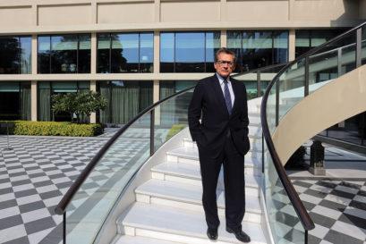 Rajat Gupta, former McKinsey managing director