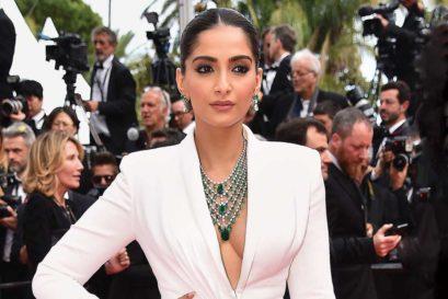 Sonam Kapoor Ahuja at Cannes 2019