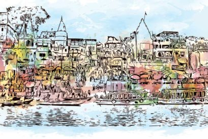 Varanasi: The City of Flickering Light