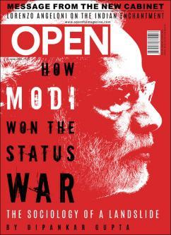 How Modi Won the Status War
