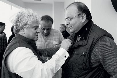 Jaitley Was the Most Principled Man I Knew: Suhel Seth