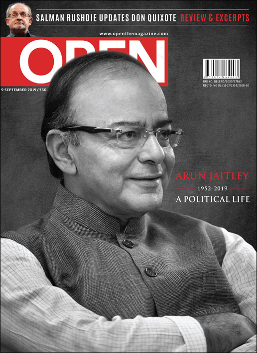 Arun Jaitley (1952-2019): A Political Life - Open The Magazine