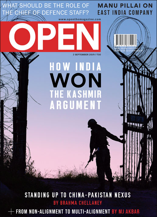 How India won the Kashmir argument
