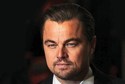 Leonardo DiCaprio: 'It's incredibly hard to be optimistic'