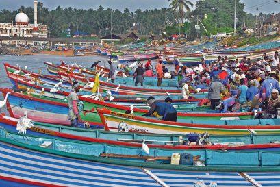 Kerala's Fishing Community: In Deep Waters