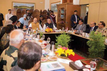 Internal Security: A Zero-Tolerance Delhi