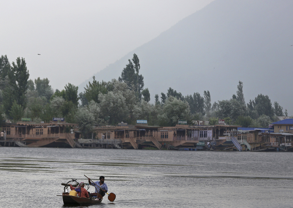 Kashmir: No Hyphenation