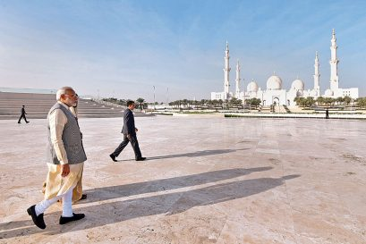 Modi's Foreign Policy: From Non-Alignment to Multi-Alignment