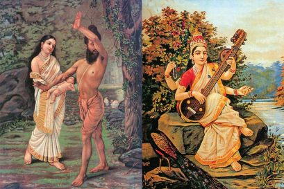 Raja Ravi Varma: When the Gods Came Home