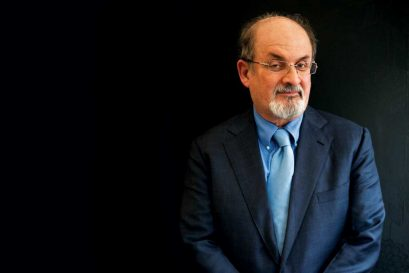 Salman Rushdie, author