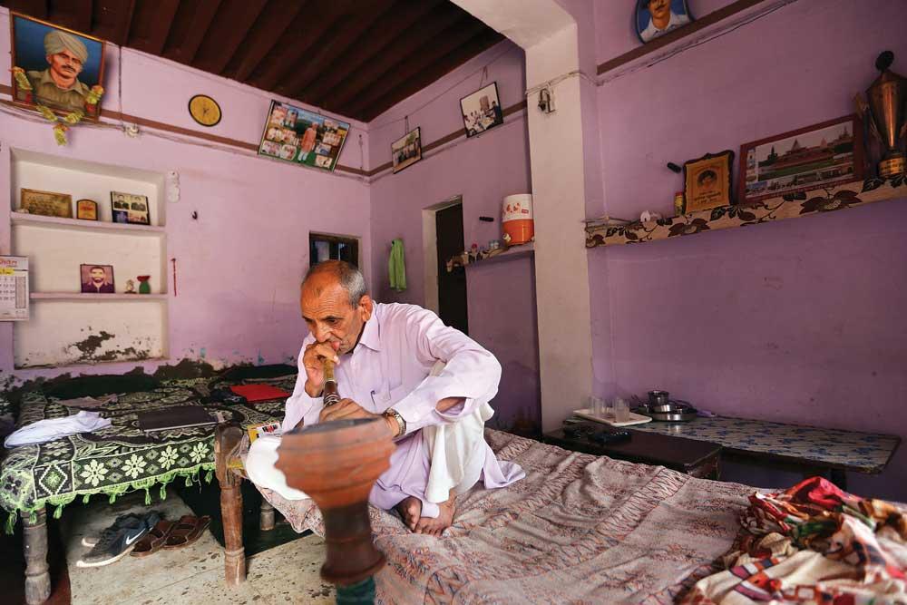 Satbir Barsola, pradhan, Khera Khap
