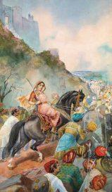 Begum Samru: The Queen's Speech