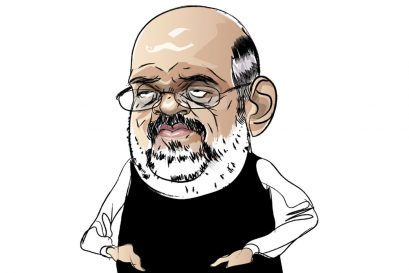 Amit Shah: Best Performer